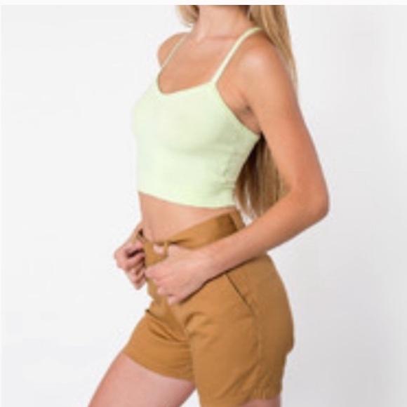 American Apparel | Shorts Cotton Twill Welt Pocket